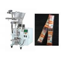 Buy cheap Professional Semi Automatic Packaging Machine For Sachet / Milk Powder from wholesalers