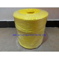 22500D Colorful Twisted Banana Hay Baling Twine Polypropylene String Free Sample
