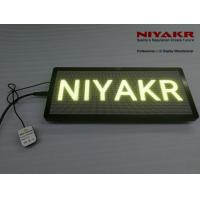 Buy cheap High Brightness Taxi Led Advertising Sign Digital Display One Year Warranty from wholesalers