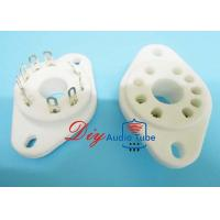 Buy cheap Eu - Telephone Vacuum Tube Sockets 110V - 250V Rated Voltage For Siemens F2a E2e from wholesalers