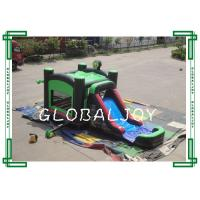 Buy cheap 100% PVC Tarpaulin Inflatable Slide Commercial Inflatable Dry Slide from wholesalers
