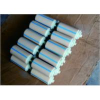 Buy cheap Troughing Steel Industrial Conveyor Rollers Carrying Roller With Long Service Life from wholesalers