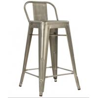 Buy cheap Replica Xavier Pauchard Bar Iron Metal Tolix Chairs 65cm With Back from wholesalers