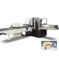 Buy cheap PLC Control Toilet Paper Making Machine , Tissue Paper Production Machine from wholesalers