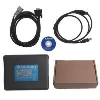 Buy cheap Multi-language Auto Diagnostic Tools , SDS For Suzuki Motocycle Diagnosis System from wholesalers
