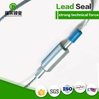 Buy cheap custom diameter & length  shipping container security cable seal supplier from wholesalers