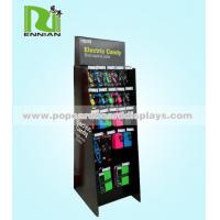Buy cheap Advertise POP Cardboard Displays , hanging display hooks For Mobile Phone Cover from wholesalers