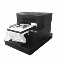 Buy cheap 3D Printer For Sale A3 Size Dtg T-shirt Printing Machine With Greater Clarity from wholesalers