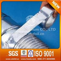 Buy cheap HVAC fireproof heat resistant aluminum foil tape For Air Conditioner from wholesalers