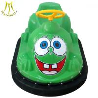 Buy cheap Hansel kids indoor playground equipment kids ride on plastic animal toy car from wholesalers