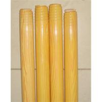 Buy cheap Varnished  Wooden Broom/Mop Handle With Screw from wholesalers