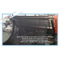 Buy cheap Plastic PVC S Water Drainage Floor Mat Extrusion Line / Making Machine from wholesalers