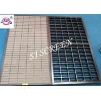 Buy cheap Oil Vibrating Mi Swaco Shale Shaker Screens For Solid Control Equipment from wholesalers
