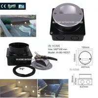 Buy cheap Single Color Recessed LED Interior Wall Lights For Super Market from wholesalers