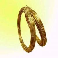 Buy cheap Coil Brass Wire from wholesalers