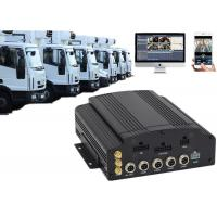 Buy cheap M710 Mobile Vehicle DVR Fleet Tracking Risk Management High Definition 4 Channel DVR from wholesalers
