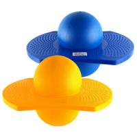 Buy cheap Blue Jumping Ball Hopper Balance Board Lolo Exercise Bounce Space Toy Hop Kids product