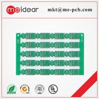 Buy cheap HASL Double Sided PCB with Fr4 1.6mm 1oz Copper from wholesalers