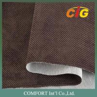 Buy cheap Width 145cm Weight 350gsm Velvet Fabric With TC Backing For Sofa And Forniture product