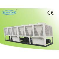 Buy cheap R410A R22 R407 Air Cooled Heat Pump Chiller , Heat Recovery Chiller from wholesalers