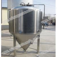 Buy cheap Stainless steel brewing equipment/conical fermenter/commercial brewery equipment for sale from wholesalers