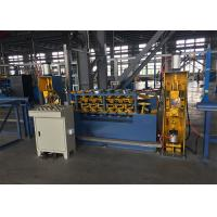 Buy cheap Roller Automatic Straightening Machine , Round Steel Bar Straightening Machine from wholesalers