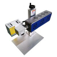 Buy cheap Wood MDF Leather Jewelry CO2 Laser Marking Machine 80w Laser Etching Equipment from wholesalers