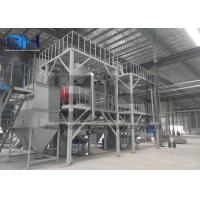 Buy cheap 5 - 8 T/H Dry Mortar Production Line For Wall / Floor Tile Adhesive Mortar from wholesalers