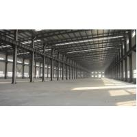 Buy cheap Light Pre Engineering Steel Building Structures High Load Capacity 50 Years Lifetime from wholesalers