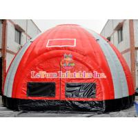 Buy cheap 2017 Cheap Giant Projection Dome Lodge Tent Inflatable , Inflatable Dome / Party / Events Tent from wholesalers