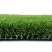 Buy cheap U Shape 20mm Pet Friendly Fake Grass PE Soft And Durable Indoor / Outdoor Use from wholesalers