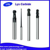 Buy cheap Factory custom vrious tungsten carbide indexable end mills from wholesalers