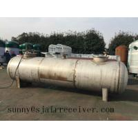 Buy cheap Underground Heating Oil Fuel Container Tanks , Underground Gasoline Storage product