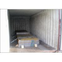 China Black / Galvanizing 10MM Mild Steel Plate SS400 For Building Construction Structural on sale