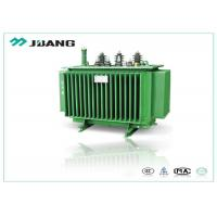 Buy cheap 11kv Oil Power Distribution Transformers / 1500kva 3 Phase Step Down Transformer  from wholesalers
