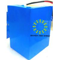 China High Power Deep Cycle Motorcycle Battery 60V 20Ah 2000 Times Cycle Life 1C Charge Current on sale