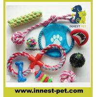 Buy cheap wholesale pet products dog cotton rope chew pet toy from wholesalers