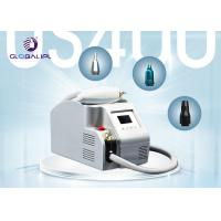 Buy cheap Sapphire / Ruby Q Switched ND YAG Laser Tattoo Removal Machine 1400mj , 1064nm / 532nm from wholesalers