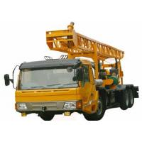 Buy cheap 600 meters full hydraulic truck mounted drilling rig from wholesalers