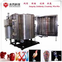 Buy cheap Glass Figurines Decoration Chrome Plating Machine PVD Coating Plant from wholesalers