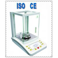 introduction to the analytical balance Balances and their use in the chemistry laboratory an analytical balance is so sensitive that it can detect the mass of a single grain of a chemical substance.