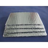 Buy cheap Reflective Rolls Faced Heat Resistance Aluminum Foil Insulation from wholesalers