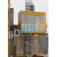 Buy cheap Ramp Door Style Construction Material Lifting Hoist , Construction Lifting Equipment from wholesalers