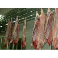 Buy cheap Pork Split Poultry Meat Production LineSlaughterhouse Equipment PLC Control System from wholesalers
