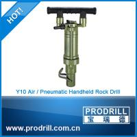 Buy cheap Y10 Hand-Held Pneumatic Rock Drill Machine from wholesalers