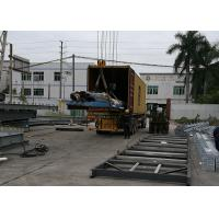 Buy cheap Low Carbon Steel Prefabricated Steel Structure Building For Warehouse / Workshop from wholesalers