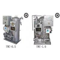 Buy cheap Marine 15ppm bilge oily water separator with certificate from wholesalers