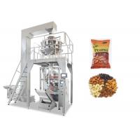 Buy cheap Fully Automatic Muilti- heads Weigher Packaging Machine For Nuts / Peanut / Dry Fruits from wholesalers