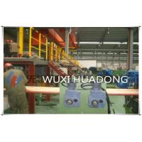 Buy cheap Water Cooler Continuous Casting Machine Horizontal For Bronze Pipes from wholesalers