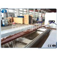 Wood Plastic Composite Profile Making Machine Extrusion Line 380v 50hz CE Approved